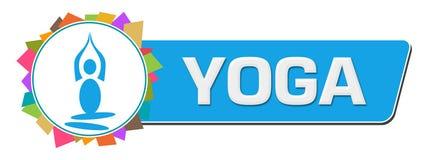 Yoga Random Colorful Circular Bar Stock Photos