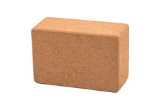 Yoga Cork Block, Eco Friendly Premium Quantity Royalty Free Stock Photo