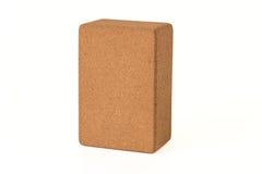 Yoga Cork Block, freundliche erstklassige Menge Eco Stockfotografie