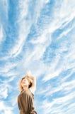 Yoga dance Stock Photos