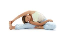 Yoga de Ashtanga Imagen de archivo libre de regalías