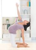 Yoga de méditation Images libres de droits
