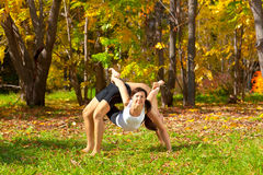 tantra yoga stock image image of outdoors healthy