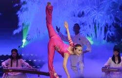 Yoga e 'chi' del tai Fotografie Stock Libere da Diritti