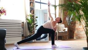 Yoga en el país metrajes