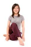 Yoga excise Royalty Free Stock Photo