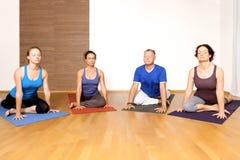 Yoga Exercise stock photo