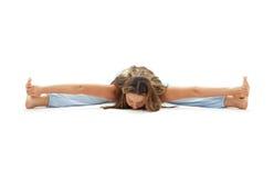yoga för ashtanga 3 Arkivbilder