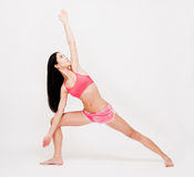 Yoga fitness. Stock Photography