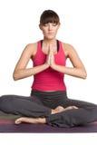 Yoga Girl Stock Photography
