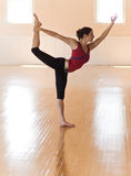 Yoga-Haltung Stockfotos