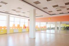 Yoga. Image of an interior of yoga Stock Photography