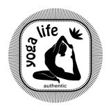 Yoga life Stock Photo