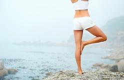 Yoga lifestyle woman Stock Photos