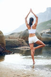 Yoga lifestyle woman Stock Photos