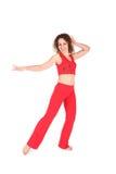Yoga like dance 2 Stock Images
