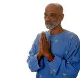 Yoga master Stock Photo