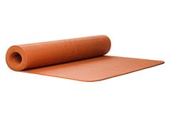 Yoga Mat Stock Photo