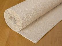 Yoga mat Stock Images