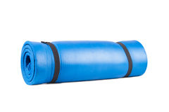 Yoga Mat for Exercise Royalty Free Stock Photo