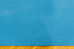 Yoga mat material Royalty Free Stock Photography