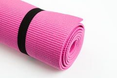 Yoga Mat Royalty Free Stock Image