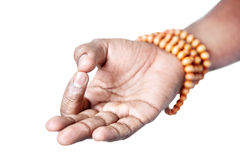 Yoga meditation mudra Stock Photos