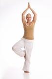 Yoga-pose Stock Image