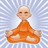Yoga Positions. Vector Image, software: Illustrator Stock Image