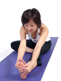 Yoga Practice Stock Photos