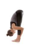 Yoga practice Stock Photography