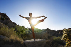 Yoga Prana Royalty Free Stock Photos