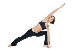 Yoga Series Royalty Free Stock Photo
