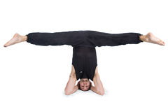 Yoga Series Royalty Free Stock Images