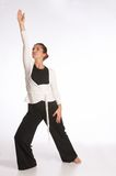 Yoga-stel stock fotografie
