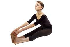 Yoga Stretching Stock Photos