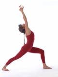 Yoga Studio Shot royalty free stock image