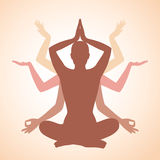 Yoga Royalty Free Stock Photos
