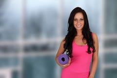 Yoga Workout Royalty Free Stock Photo