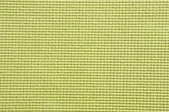 Yogamatten-Oberflächenabschluß oben Lizenzfreies Stockfoto