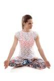 Yogameditation Royaltyfria Bilder