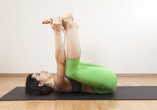 Yogameditation Stockbilder
