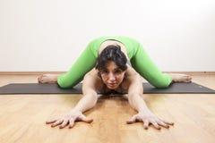 Yogameditation Arkivfoton