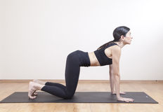 Yogameditation Arkivbilder