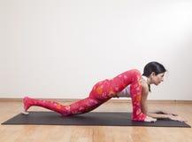 Yogameditation Royaltyfri Bild