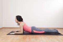 Yogameditation Royaltyfri Fotografi