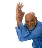 Yogameister Lizenzfreies Stockfoto