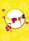 yogasun 免版税库存图片