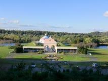 Yogaville. The Satchidananda Ashram -Yogaville and Lotus Conference Center in Buckingham, Virginia Stock Images