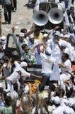 Yogendra Yadav στοκ φωτογραφία